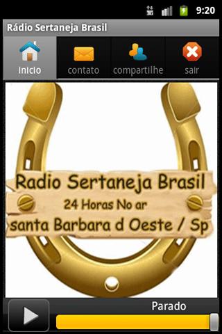 Rádio Sertaneja Brasil