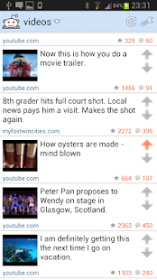 Reddinator: Widget for Reddit - screenshot thumbnail