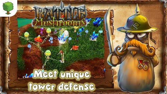 Battle Mushrooms - screenshot thumbnail