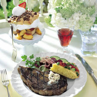 Ribeye Steak With Bacon Recipes.