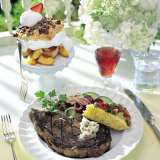 Ribeye Steak With Bacon Recipes.