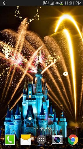 2019 Fireworks Live Wallpaper Free 1.0.5 screenshots 6
