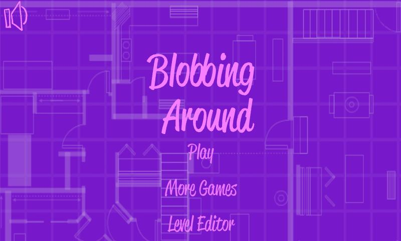 Blobbing Around - screenshot