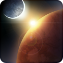 RadiantWalls HD - PlanetScapes icon