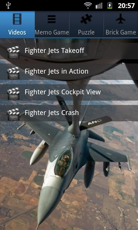 Fighter Jets Air Strike - screenshot
