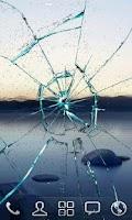 Screenshot of Cracked Display-Broken Screen