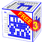 """GraphiLogic """"Free 3"""" Puzzles"""