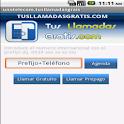 tusllamadasgratis 2.x logo