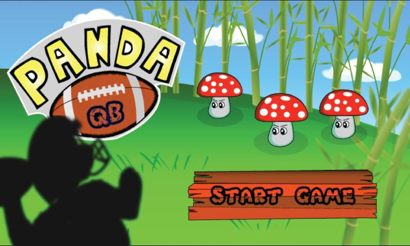 Panda Quarterback - screenshot
