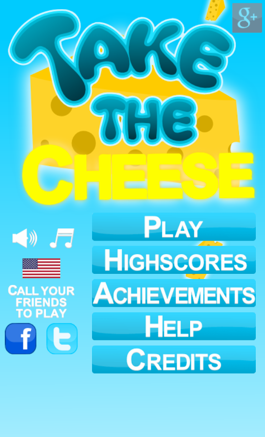 Take The Cheese- screenshot