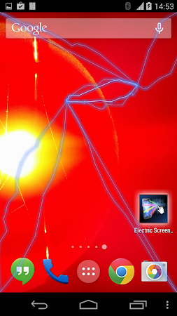 Electric Screen Prank 1.1 screenshot 1013240