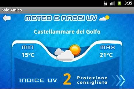 Sole Amico - screenshot thumbnail