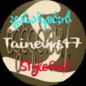 Tainews47 flipfont icon