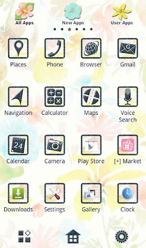 Summer Theme-Blooming Flowers- 1.0 Windows u7528 2