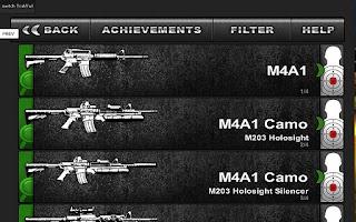 Screenshot of Arma II: Firing Range THD