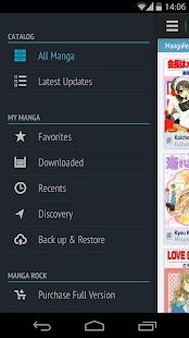 Manga Rock - Best Manga Reader- screenshot thumbnail