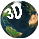 Earth 3D logo