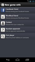 Screenshot of Wordfeud FREE