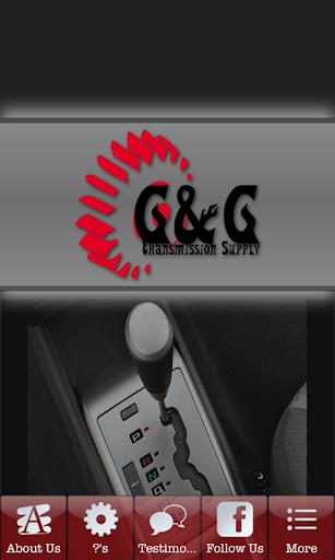 G G Transmissions Supply