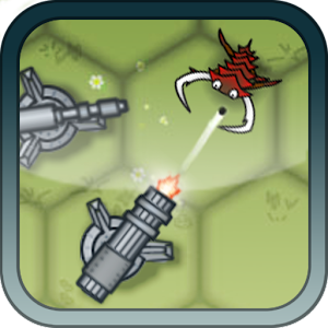 Aliens Defense 街機 App Store-愛順發玩APP