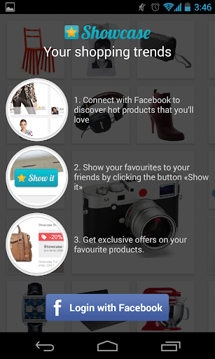Showcase -Your shopping trends