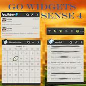 GoWidget HTC Sense 4 Theme