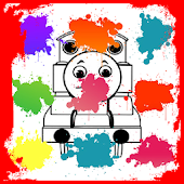 Coloring Book Thomas