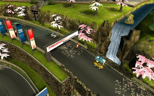 Bang Bang Racing HD v1.5 [ENG][ANDROID] (2012)