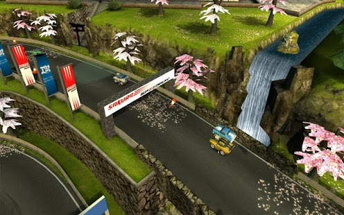 Bang Bang Racing HD- screenshot thumbnail
