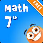 iTooch 7th Grade Math icon