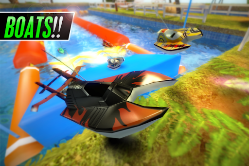 Touch Racing 2 - Mini RC Race 1.4.2.1 Screenshots 3