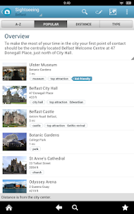 Belfast Travel Guide- screenshot thumbnail