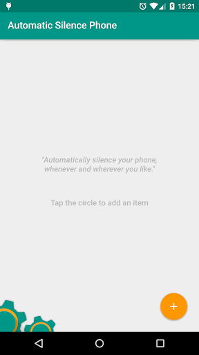 Automatic Silence Phone