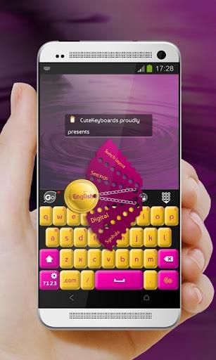 【免費個人化App】水銀 GO Keyboard-APP點子