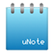 uNote notepad
