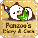 [FREE] Panzoo Diary&Cash logo