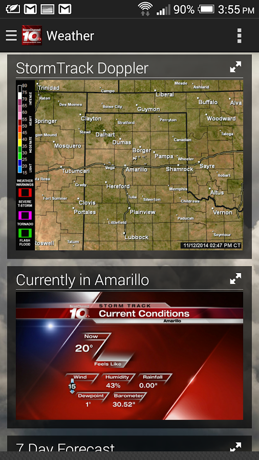 NewsChannel 10 – Amarillo, TX - screenshot