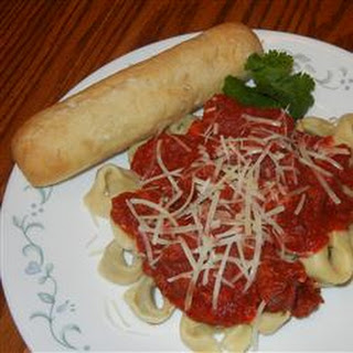 Slow Cooker Spaghetti Sauce II