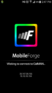 MobileForge for CalMAN- screenshot thumbnail