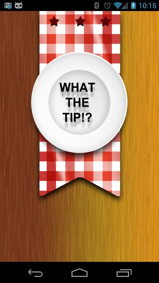 What The Tip!? - screenshot