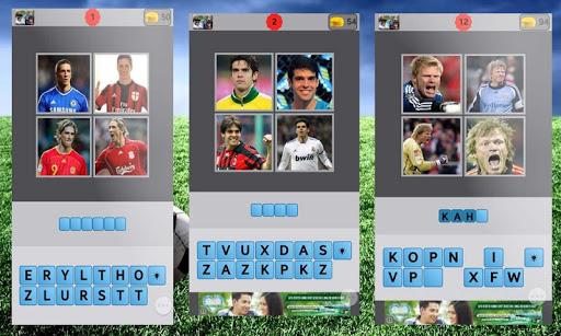 4 Pics 1 Word Football Players