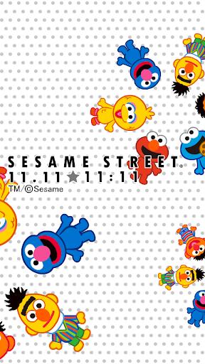 [セサミストリート]くるくるワールド♪ライブ壁紙