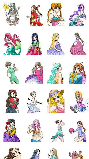 エラの塗り絵(3を着色)|玩教育App免費|玩APPs