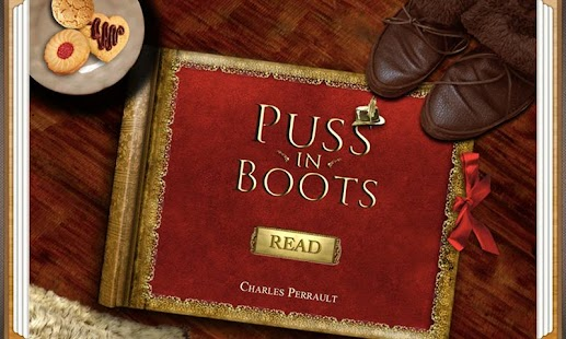 Puss in Boots Interactive screenshot