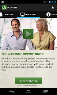 Arbonne - screenshot thumbnail