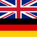 German Translator & Phrasebook icon