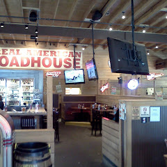 Good southern roadhouse feel