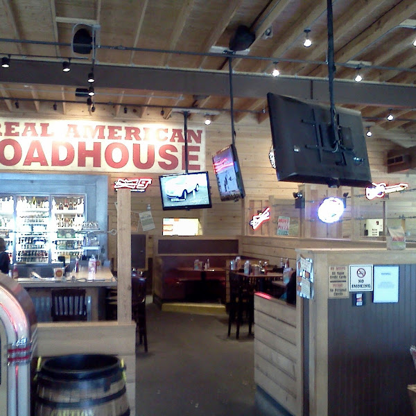 Good southern roadhouse feel