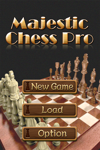 Majestic Chess Board Game Pro
