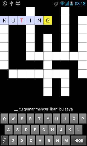 【免費拼字App】Teka Silang Kata-APP點子